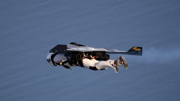 Google mai opreste un proiect: fara jetpack personal in urmatorii ani
