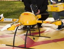 Google pariaza pe curieratul cu drone: Vrea sa patenteze un nou dispozitiv