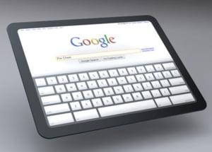 Google pregateste un rival pentru iPad-ul lansat de Apple