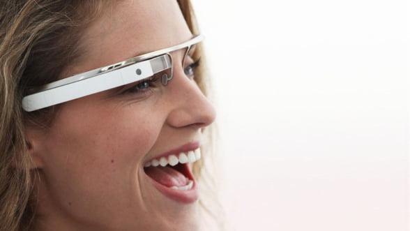 Google prezinta primul video inregistrat cu Google Glasses