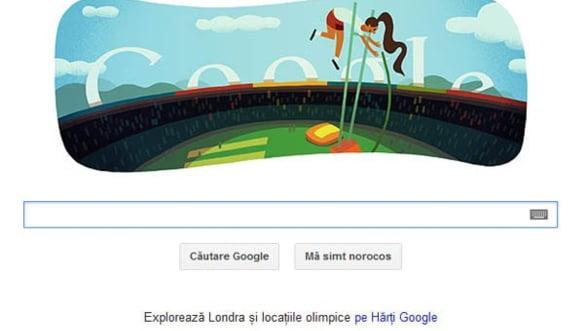 Google promoveaza proba sariturii cu prajina