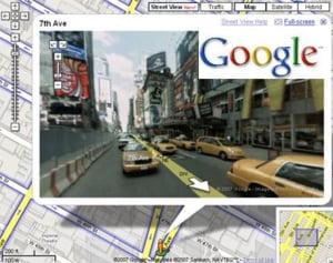 Google pune Romania pe harta: Street View in 8 orase romanesti