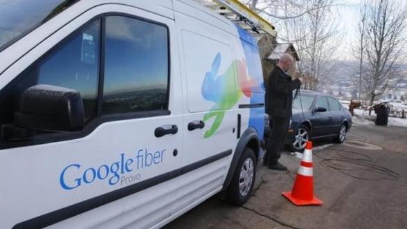 Google testeaza o noua tehnologie wireless cu superviteza de transfer