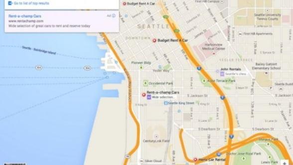 Google va schimba aspectul Google Maps