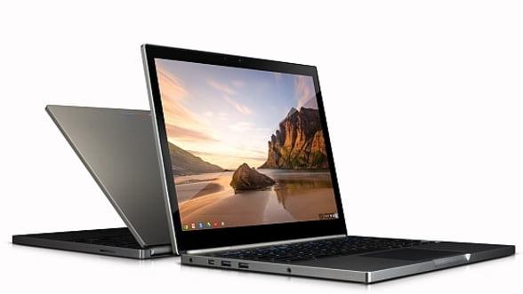 Google vrea sa bata Apple MacBook cu laptopul Chromebook Pixel (VIDEO)