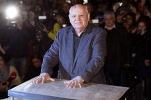 Gorbaciov, la Berlin: Lumea se afla in pragul unui nou Razboi Rece. Vedem noi ziduri