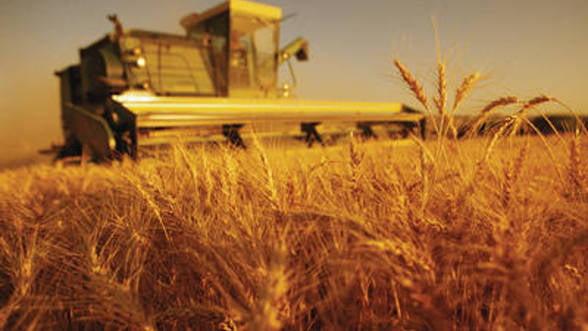 Grad de absorbtie de numai 50% pentru fondurile europene din agricultura