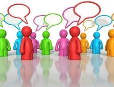 Gradul de utilizare a noilor canale de comunicare in relatiile cu clientii, in crestere