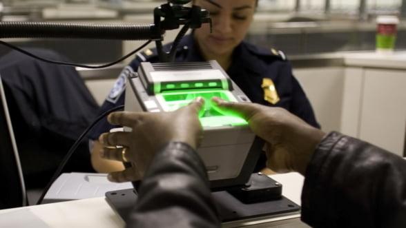 Granite biometrice in Europa? Cat mai avem pana la statul politienesc