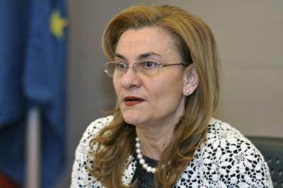 Maria Grapini ramane in functia de ministru pana cel tarziu in luna martie