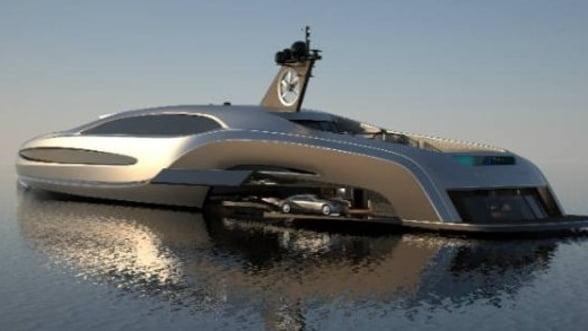 Gray Design inventeaza iahtul limuzina