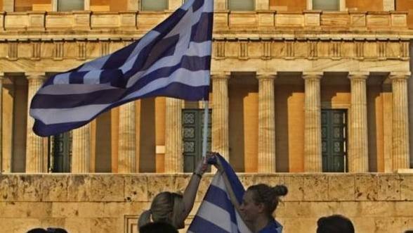 Grecia: Guvernul provizoriu depune juramantul