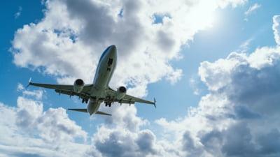 Grecia, România şi Croaţia, cel mai redus declin al zborurilor comerciale. Finlanda, cea mai drastică scădere RAPORT