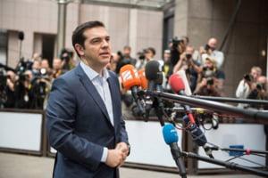 Grecia, inca un pas pentru a iesi din criza: Tsipras convoaca Parlamentul, Eurogrupul il asteapta
