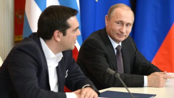 Grecia, planul B: Ministrul Energiei cere ajutor Rusiei