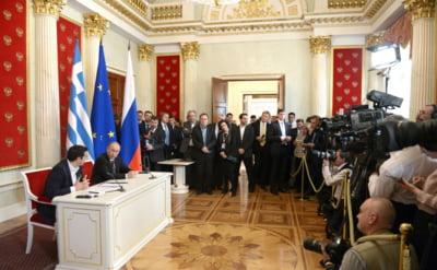 Grecia, referendum cu galerie. Rusii stau pe margine in asteptarea rezultatului