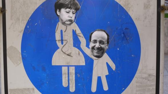 Grecia, un simplu pion in razboiul politic dintre Germania si Franta