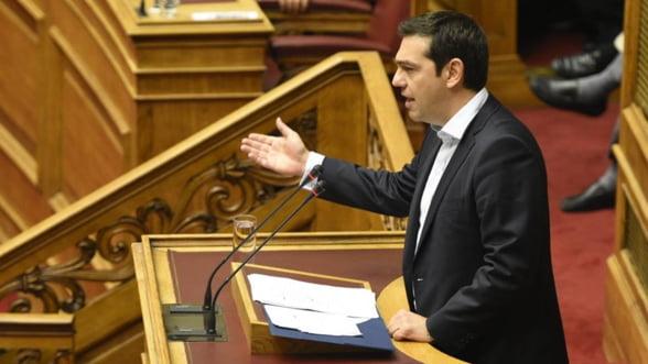 Grecia a declansat o adevarata tornada in pietele financiare