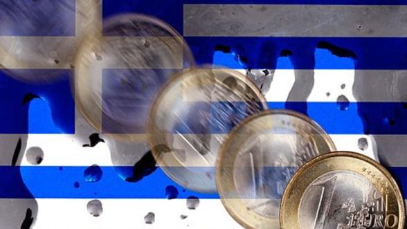 Grecia a facut ravagii in banci. Cine pierde cel mai mult