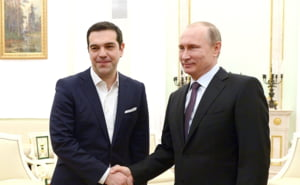 Grecia a jucat cartea Rusiei, dar a sfarsit la ruleta ruseasca