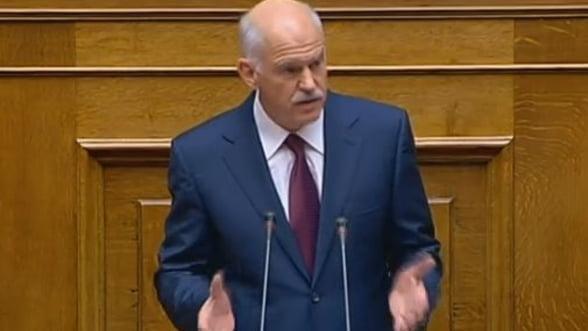 Grecia a votat pentru masurile de austeritate - Europa rasufla usurata