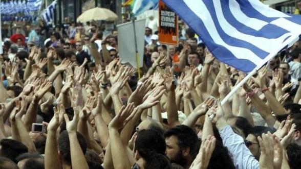 Grecia amana din nou acordul politic, in timp ce partenerii externi isi pierd rabdarea