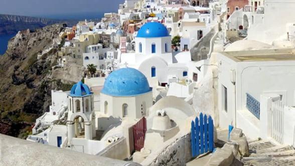 Grecia anticipeaza iesirea din recesiune in 2015, cu un avans al PIB de 2,9%