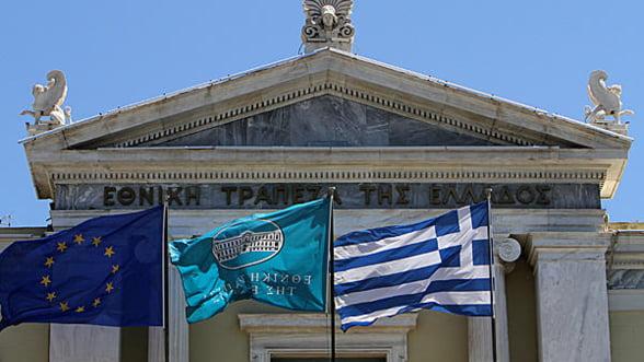 Grecia anunta primul excedent de cont curent din ultimii doi ani