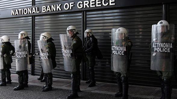 Grecia ar putea sa nu mai primeasca fonduri de coeziune
