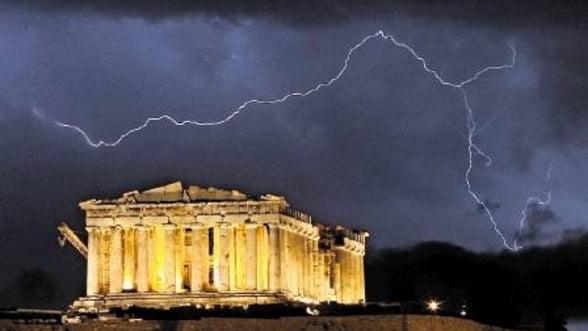 Grecia are deficit de 20 miliarde de euro, dublu fata de estimari