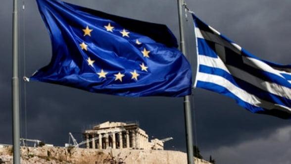 Grecia cere BCE finantare de urgenta