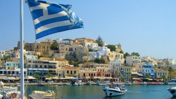 Grecia estimeaza venituri record din turism, de 13 miliarde de euro