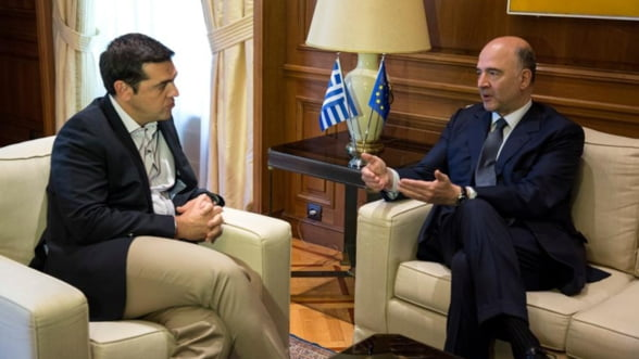 Grecia incepe sa vada luminita de la capatul tunelului: A fost dur, dar necesar!