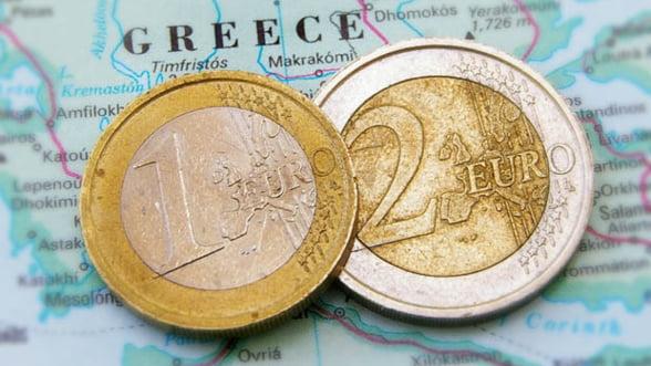 Grecia ramburseaza 3,2 miliarde de euro catre BCE