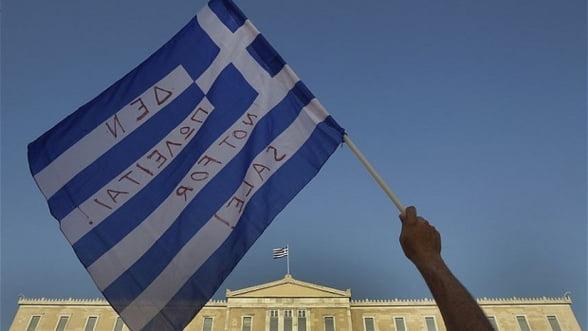 Grecia reia negocierile cu troica UE-BCE-FMI