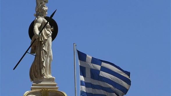 Grecia s-a impotmolit in recesiune, dar se va redresa dupa reforme - Membru BCE