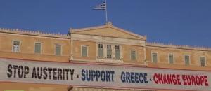 Grecia se scufunda: Bancile, inchise pana pe 7 iulie. Grecii pot retrage doar 60 de euro pe zi