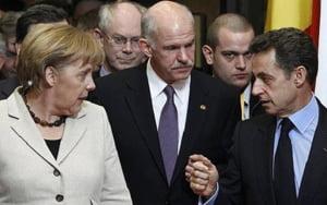 Grecia trebuie sa garanteze in fata Frantei ca va respecte tintele de deficit