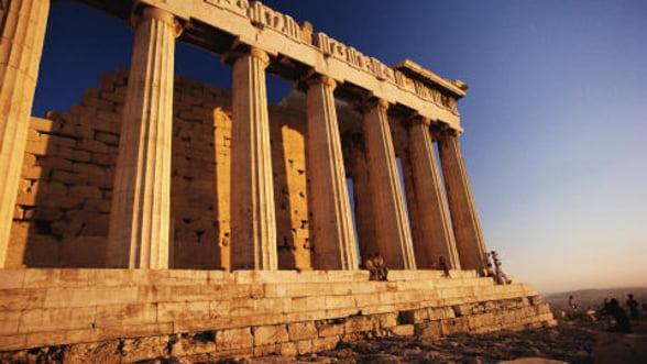 Grecia voteaza duminica pentru viitorul sau in zona euro