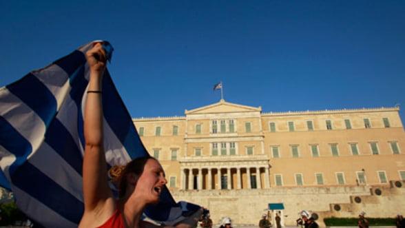 "Grecii ""livreaza"" guvernul pana la finalul zilei"