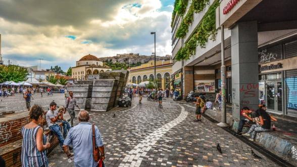 Grecii au atras 90% din banii europeni pentru infrastructura si vor sa ne invete si pe noi cum sa facem