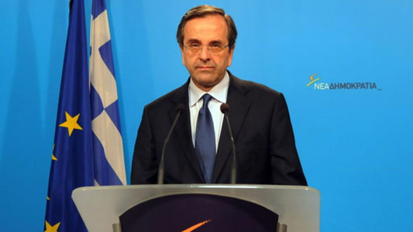 Grecii au decis: Vor sa ramana in zona euro