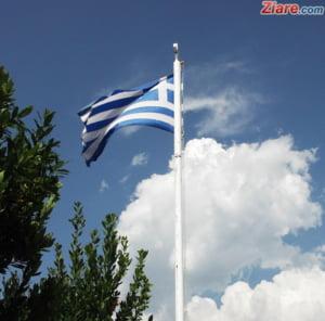 Grecii au liber la mers la plaja, dar sunt supravegheati cu drone