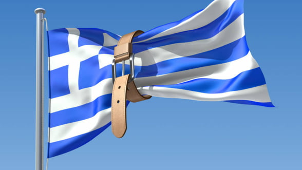 Grecii resping acordul cu UE si FMI - sondaj