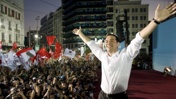 Grecii s-au razgandit. Parca n-ar mai vrea sa iasa din euro