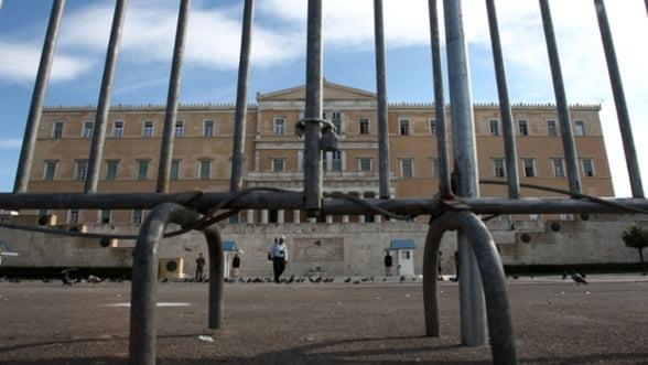 Greva continua in Grecia, din cauza masurilor de austeritate