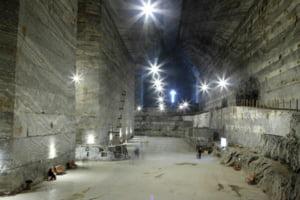 Greva de la Salinele Praid si Slanic Prahova continua. 40 de mineri sunt blocati in subteran de peste 32 de ore