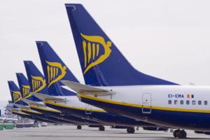 Greva de proportii la Ryanair: Sunt afectate 6 tari din Europa, 150 de zboruri anulate