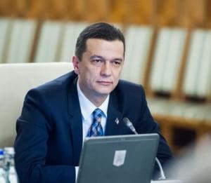 Grindeanu face sedinta de guvern inainte de votul pe motiunea de cenzura