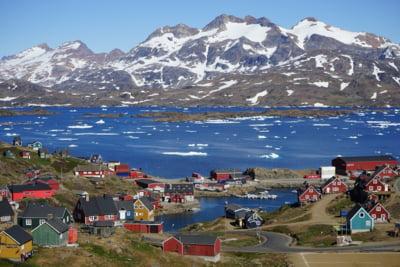 Groenlanda vrea sa profite de publicitatea generata de oferta lui Trump pentru a atrage investitii americane